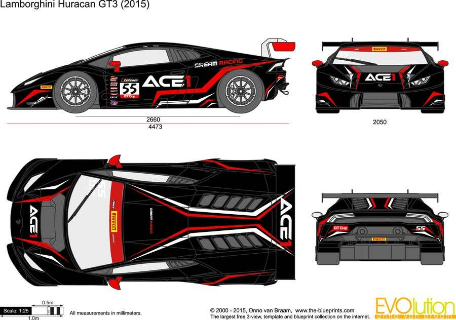 Entry 88 by vigs01 for design a race car livery freelancer contest entry 88 for design a race car livery malvernweather Choice Image