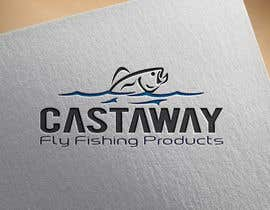 #469 for Castaway Fly Fishing Products Logo/Branding by mdhasan27