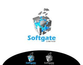 #606 for Logo Design for Softgate Limited by nIDEAgfx