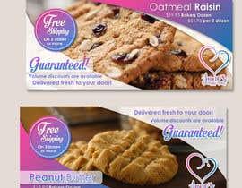 #53 untuk Cookie Ad Banners oleh RDesigner04