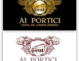 """#293 dla """" Ai Portici """" logo for historic bar in the center of the city of Cremona przez gjorgjipetkovski"""