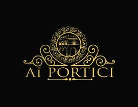 "#46 dla "" Ai Portici "" logo for historic bar in the center of the city of Cremona przez juwel1995"
