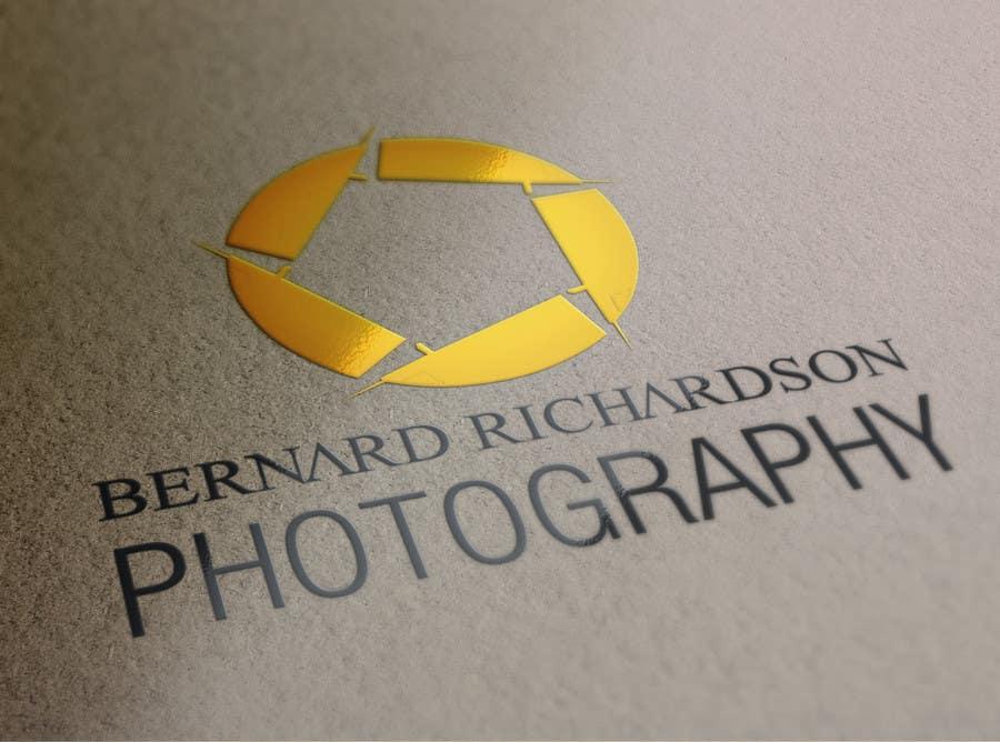 Proposition n°136 du concours Logo Design for Bernard Richardson Photography