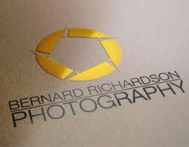 #157 pentru Logo Design for Bernard Richardson Photography de către LuisMiguel93