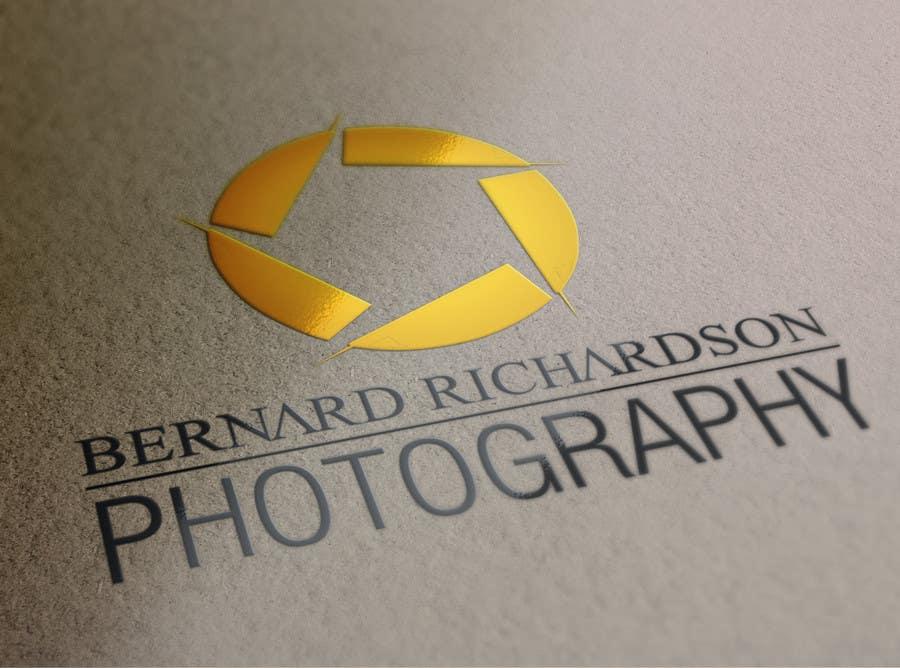 Bài tham dự cuộc thi #137 cho Logo Design for Bernard Richardson Photography