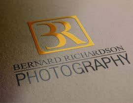 #134 pentru Logo Design for Bernard Richardson Photography de către LuisMiguel93