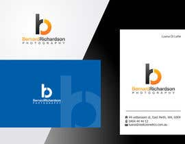 #212 untuk Logo Design for Bernard Richardson Photography oleh sproggha