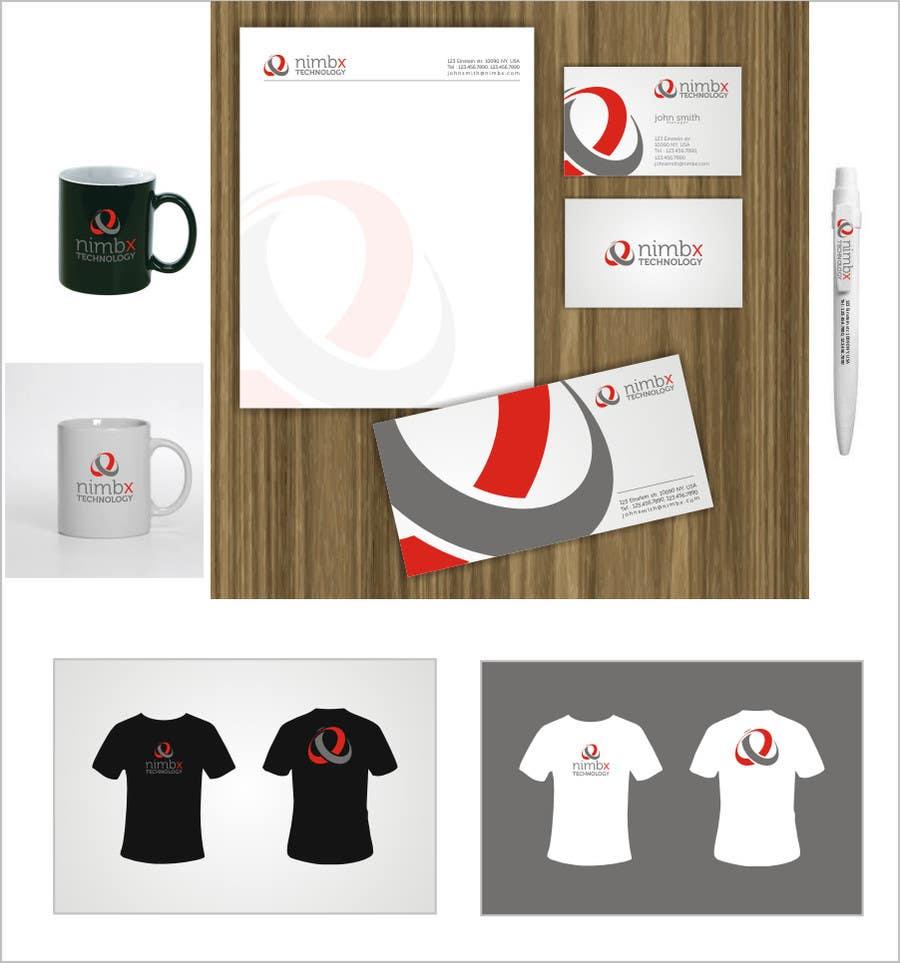 Konkurrenceindlæg #276 for NimbX Technology Logo Contest