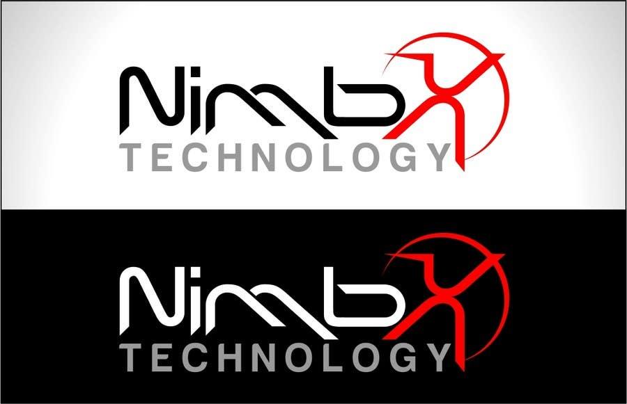 Inscrição nº 288 do Concurso para NimbX Technology Logo Contest