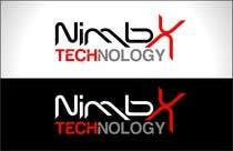 Graphic Design Konkurrenceindlæg #286 for NimbX Technology Logo Contest