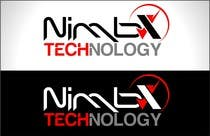 Graphic Design Konkurrenceindlæg #289 for NimbX Technology Logo Contest