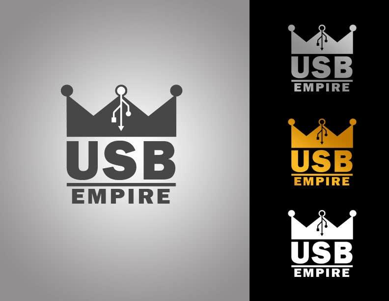 Konkurrenceindlæg #                                        103                                      for                                         Logo Design for USB Empire