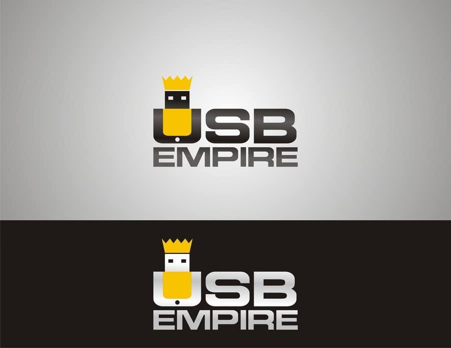 Proposition n°                                        89                                      du concours                                         Logo Design for USB Empire