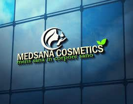 "#15 per logo for my business. Its about natural home-made cosmetics (cremes, soaps etc) witch are also terapeutical. The name is ""medsana cosmetics"". slogan is ""mens sana in corpore sano"" . Maybe a woman shape from the side holding something like a chamomile da GripichDesigner"