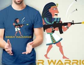 DjamelDechicha tarafından Apparel Graphic Artist(s) Needed - Inner Warrior Apparel için no 18