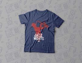 #30 para Fazer o Design de uma Camiseta sobre musica concurso por marcelomnia