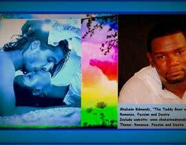 #4 para Banner Ad Design for Author/Poet, Shakeim Edmonds - Sizzling for the Season por shikha6