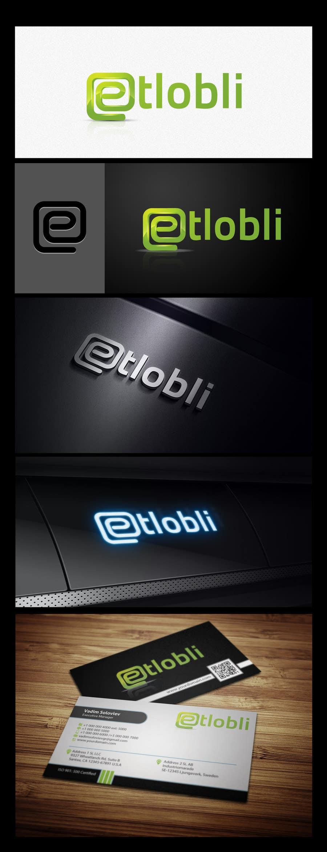 Proposition n°                                        27                                      du concours                                         Logo Design for ETLOBLI