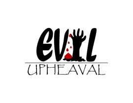 #38 untuk Evil Upheaval (Logo) oleh designart051