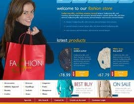 #36 para Website Design for Dresses Fashion Site por Acme1Asif