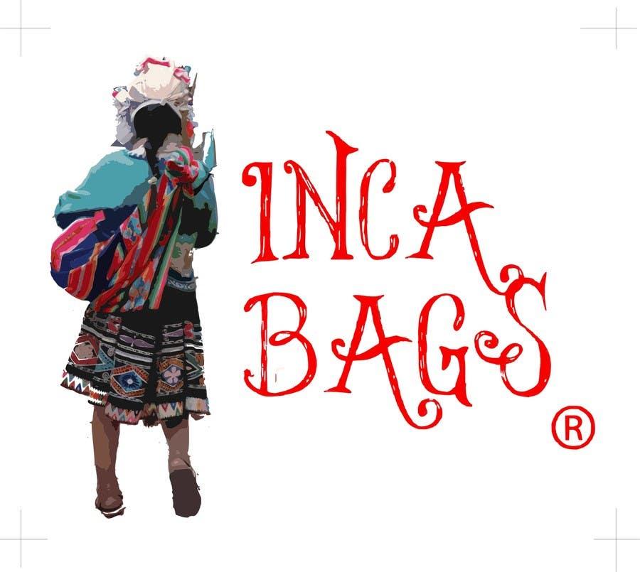 Contest Entry #                                        29                                      for                                         Inca Bag Logo