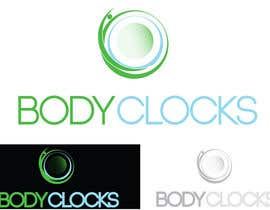 nº 201 pour Logo Design for BodyClocks par nevencica