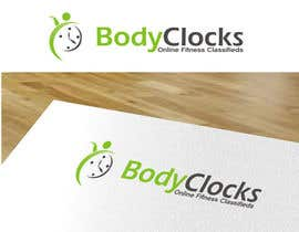 nº 133 pour Logo Design for BodyClocks par ezra66