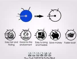 javier1rosari tarafından Create icons that describe our product benefits için no 21