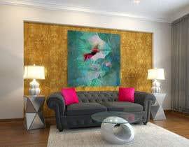 #49 cho Do some 3D Modelling for interior living room wall bởi pawangarud