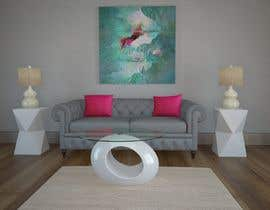 #47 cho Do some 3D Modelling for interior living room wall bởi guljee07