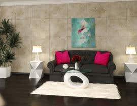 #44 cho Do some 3D Modelling for interior living room wall bởi reyyaricha