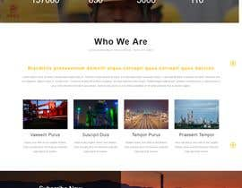 #2 for Design a Website layout for an innovative technology company by shweta146