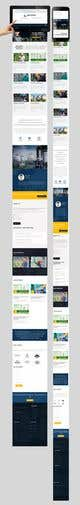 Contest Entry #7 thumbnail for Design a Website layout for an innovative technology company