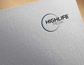 #355 for Logo Highlife Media by Hitlar555