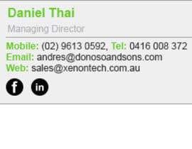 mondaluttam tarafından HTML Email Signature için no 1