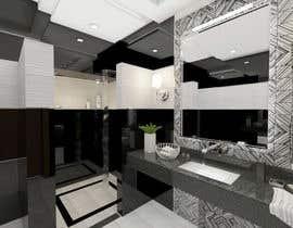 #18 for Interior/Exterior Design of existing Floor plan by abdomostafa2008
