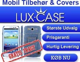 #69 untuk Banner Ad Design for Online shop selling mobile phone accessories oleh McFOX