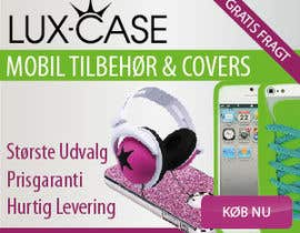 #54 untuk Banner Ad Design for Online shop selling mobile phone accessories oleh ahmadu77