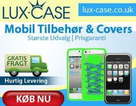 #59 untuk Banner Ad Design for Online shop selling mobile phone accessories oleh quaarc