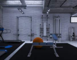 infokader79 tarafından 3D-Modelling a hobby cellar gym for product promotion için no 10