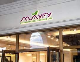 #286 for Mayfy International trading LTD. Logo Design 1A by SrijanAdvt98267