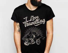 #55 for Design a T-Shirt for traveling lovers by feramahateasril