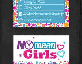 #12 for Design some Business Cards for No Mean Girls by iulchi