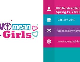 #14 for Design some Business Cards for No Mean Girls by shahirnana