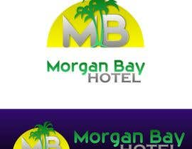 #14 para Logo Design for Morgan Bay Hotel por Frontiere