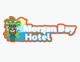 #133 para Logo Design for Morgan Bay Hotel por elRodge