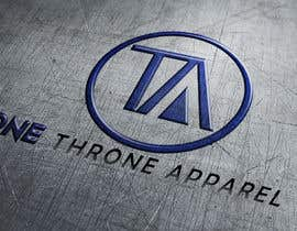 #22 for ONE Throne work out pants (logo) by ssrabbi24