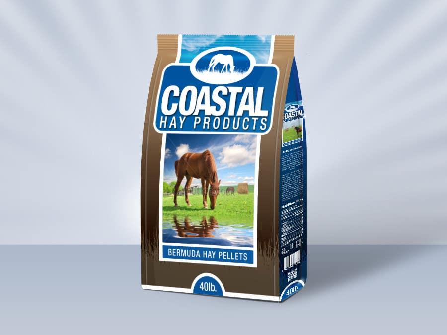 Inscrição nº                                         28                                      do Concurso para                                         Print & Packaging Design for Coastal Hay Products, Inc.