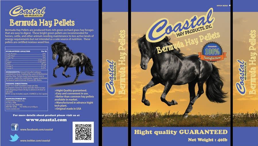 Inscrição nº                                         39                                      do Concurso para                                         Print & Packaging Design for Coastal Hay Products, Inc.