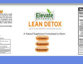 #5 for Create a Bottle Label for a Natural Supplement af TH1511